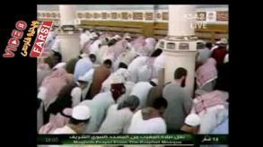 نماز مغرب 8/1/2012