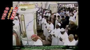 نماز مغرب 9/1/2012