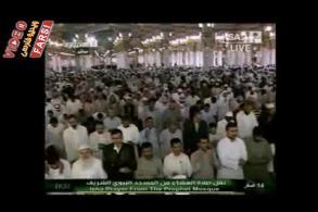 نماز عشا 8/1/2012