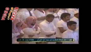 نماز مغرب 10/12/2011